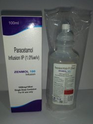 Paracetamol Infusion Ip (1.0%W/V)