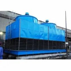 Color Coated Induced Draft Cooling Tower