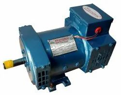 Single Phase 1500 2.5 Kva Alternator, For Residential And Industrial, Voltage: 230