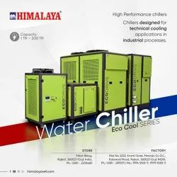 G1 Powder Coated Body Water Cooled Chiller, Warranty: 12 Month, Cooling Capacity: 27 Tr - 42 Tr