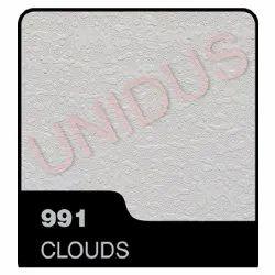 991 Clouds PVC Laminated Gypsum Ceiling Tiles