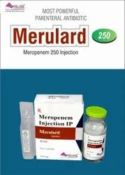 Meropenem 250mg