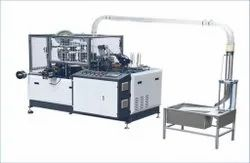 Auto Collector Paper Cup Machine