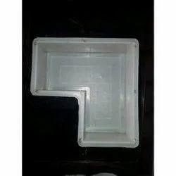 L Shape Silicon Plastic