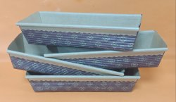 Plum Cake Paper Baking Mould