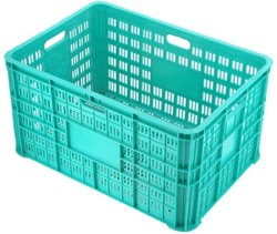 Swift Super Jumbo Plastic Crates, Model Name/Number: MHC-815743-ASC, Capacity: 165ltr