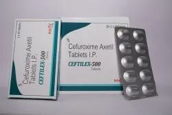 Cefuroxime Axetil 500mg Tablets Ip