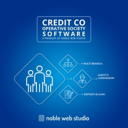 Credit Co Operative Society Software Service