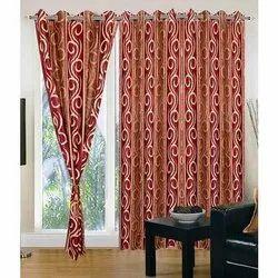 Home Decor Printed Curtain