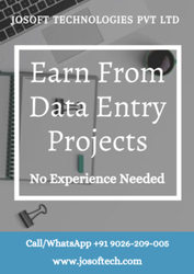 Data Entry Projects In Maharashtra