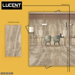 Slim Large Slab Tiles
