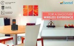 Beetel X90 Caller ID Cordless Phone
