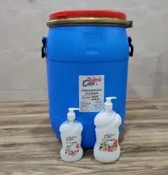 Extra Care Liquid Silky Hand Wash Concentrate, Packaging Type: Can, Packaging Size: 35 L