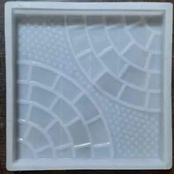 Double Half Round Tile Mould