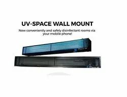 Wall Mounted UVC Disinfection Systems