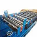 Box profile metal roofing sheet machine