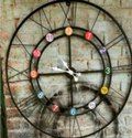 30 Inch Round Wall Clock