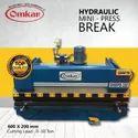NC Hydraulic Press Brake Machine