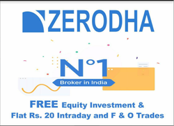 Zerodha Trading & Demat Account, in Mumbai