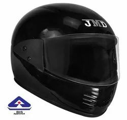 Elegant Black Full Face Helmet