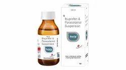 Ibuprofen100mg   Paracetamol 125mg Susp