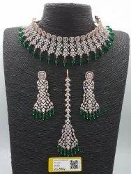 Vivah Creation Brass Necklace