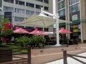 Tensile Fabric Shade Structure