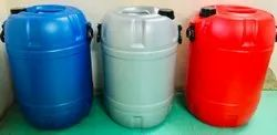 Blue 1 50 Ltr Oil Drum, Capacity: 50-100 litres