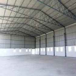 SS Prefabricated Shed