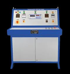 Semi Automatic Transformer Test Bench