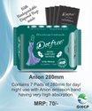 Dotfree Extra Premium Anion Ultra Sanitary Pads