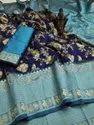 Lichi Silk Saree