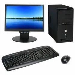 i3 Assembled Desktop Computer, Screen Size: 18.5, Model Name/Number: Branded