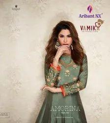 Blooming Designer Anarkali Suit Amorina Vol-3