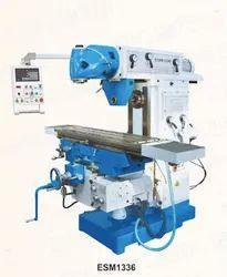 ESM1336 - All Geared Universal Milling Machine