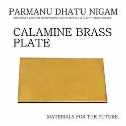 Calamine Brass Plate