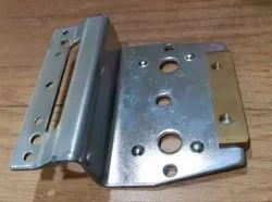 Monforts Sheet Metal Pin Link Assembly Plate