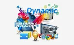 PHP/JavaScript Dynamic Website Development Services, With 24*7 Support
