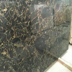 Golden Portoro Italian Marble
