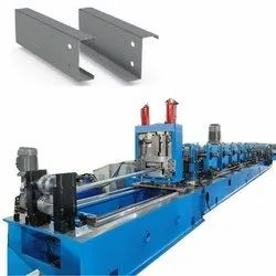 High Speed Fully Automatic Mild Steel Cz Purlin Rolling Machine