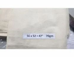 For Textile 70 Gsm Cambric Cotton Fabric