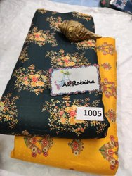 58 Bsy Twill Digital Printed Fabric, 100-150