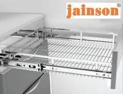Chrome Jainson Stainless Steel Kitchen Accessory