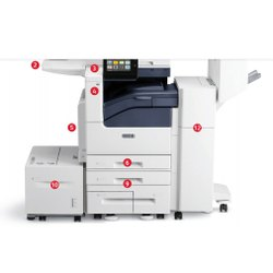 Colored VersaLink B7000 Series Xerox Multifunction Printer