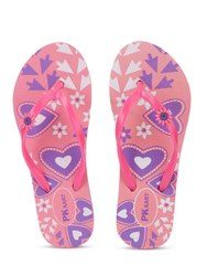 Hawai Ladies Fancy Stylish Printed Slipper
