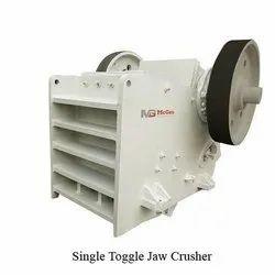 Single Toggle Jaw Crusher