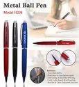 Legend blue fustic metal roller pens