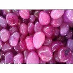Pink Polished Pebbles