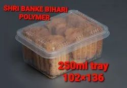 Plastic Biscuit Packaging Box