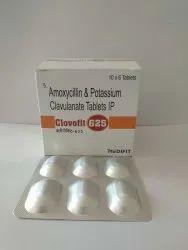 AMOXYXILLIN & POTASSIUM CLAVULANATE TABLET IP